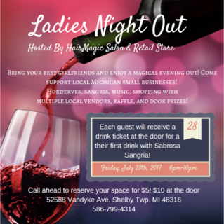 Tickets Ladies Night