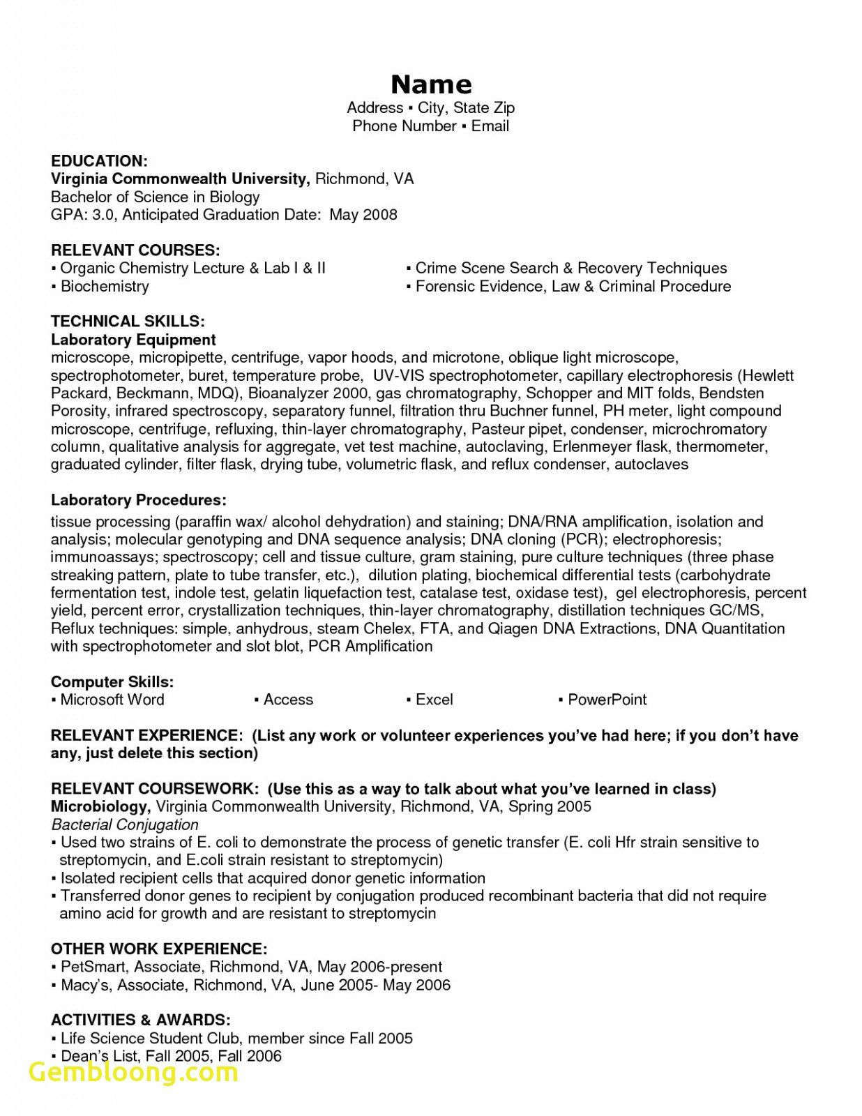 32 Lovely Listing Gpa On Resume In 2020 Resume Examples Resume