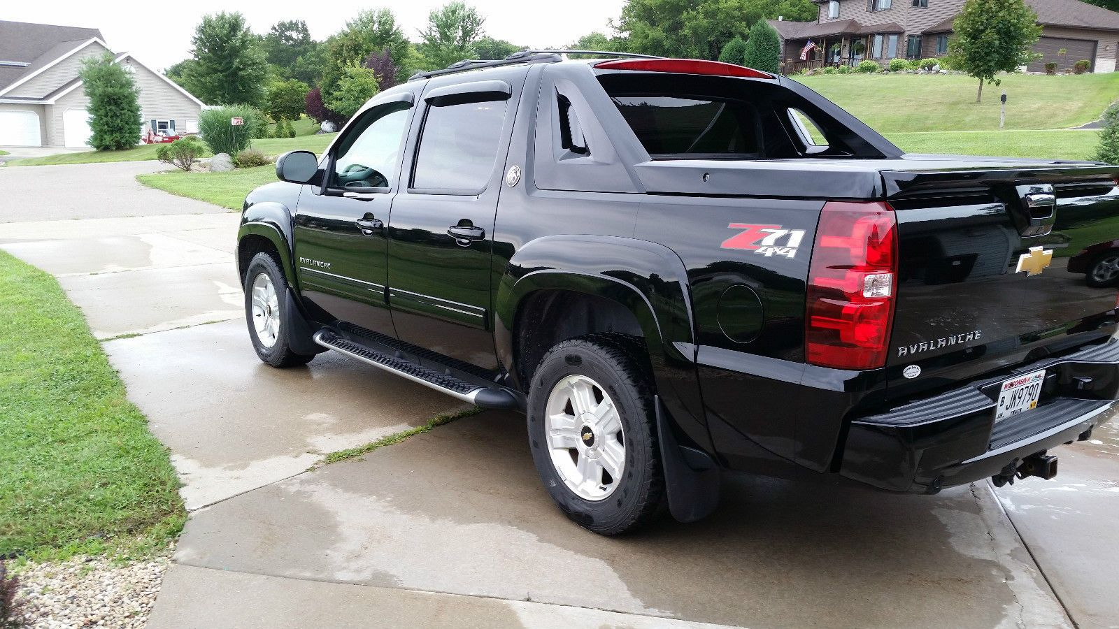 2 Door Chevy Avalanche 2013 Chevrolet Avalanche Black Diamond Lt