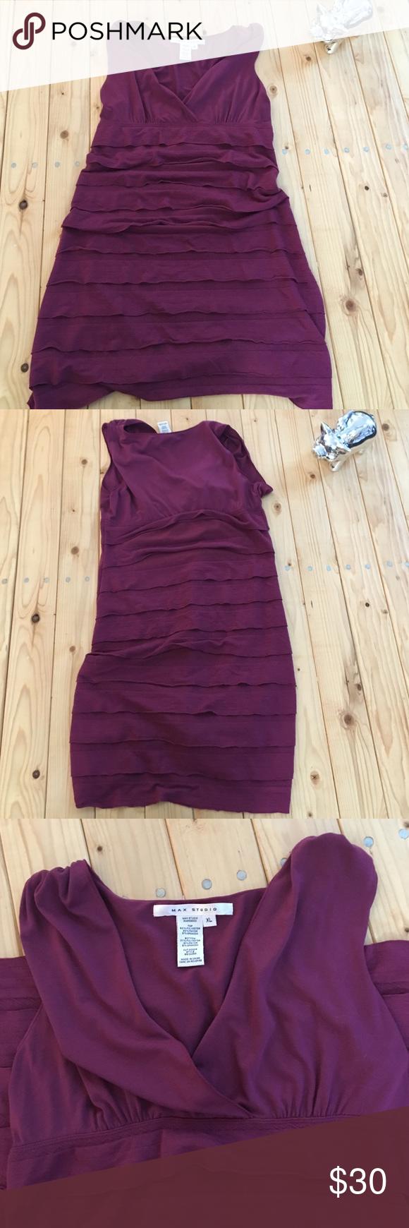 Max Studio Dress Size xl in like new condition. Max Studio Dresses