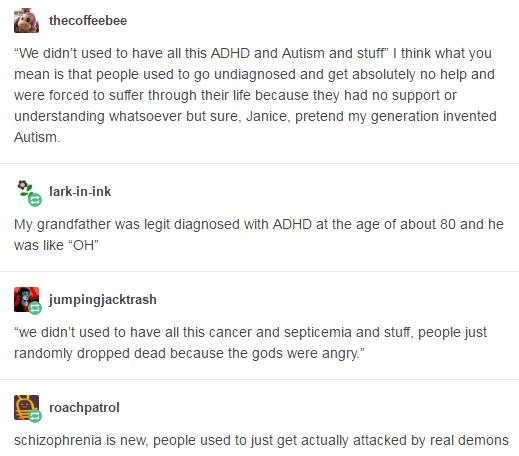 Reddit - tumblr - Tumblr on history of psychiatry | Things