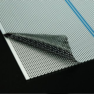 Especial planchas perforadas de aluminio y de acero para - Planchas de chapa ...