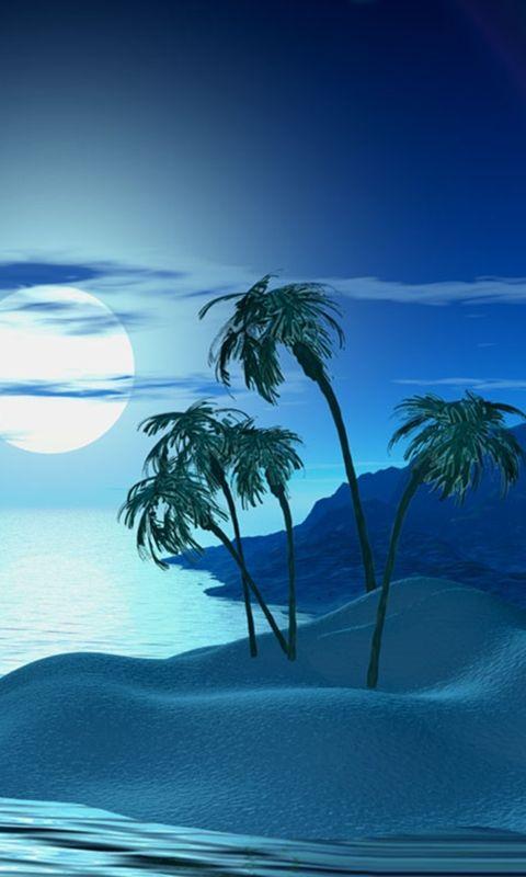 Hd tropic night smartphone wallpapers sam pinterest wallpaper hd tropic night smartphone wallpapers voltagebd Images