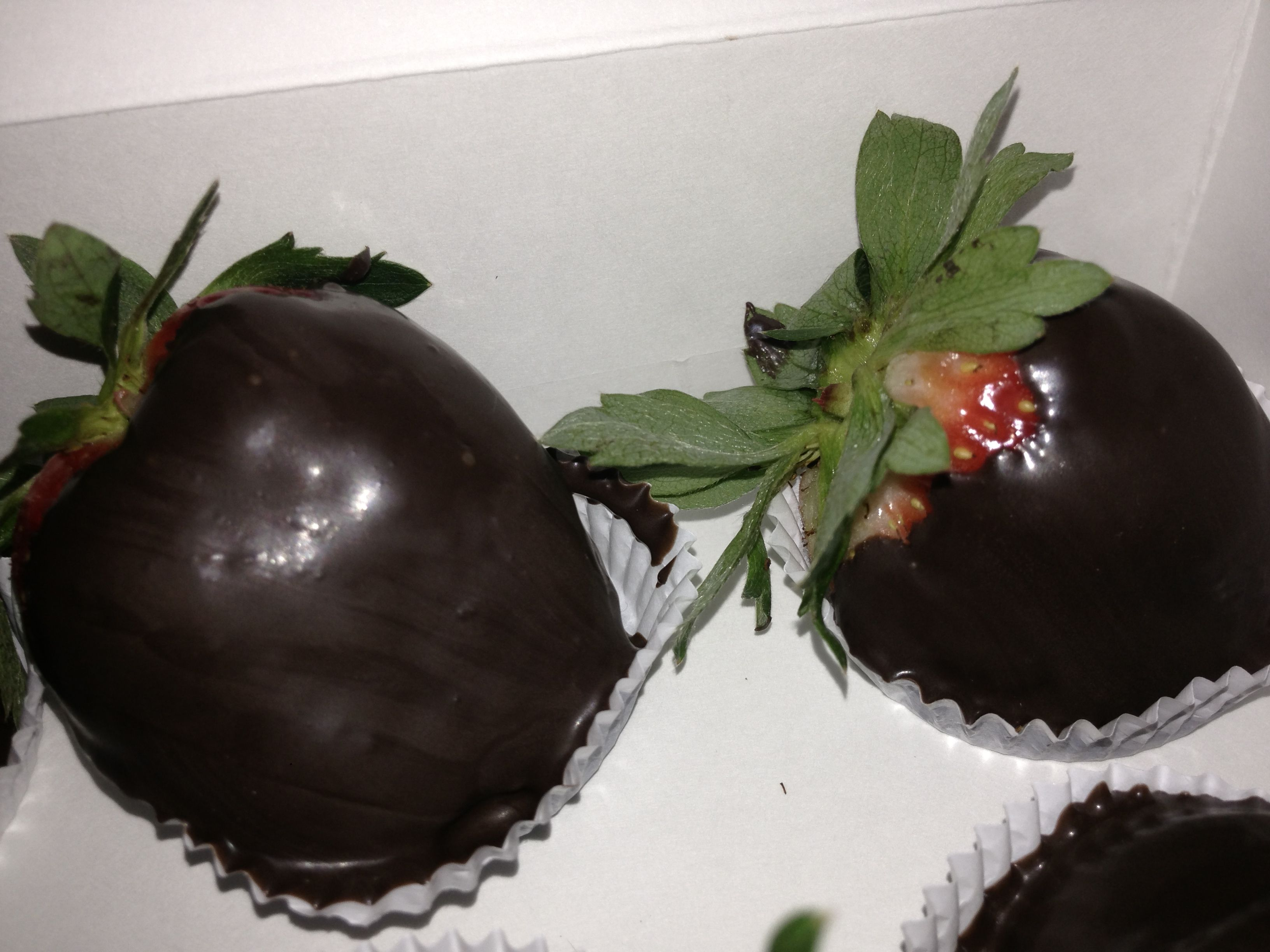 Hennessy Infused Strawberries Dipped In Chocolate Something For Mones Choco Marshmallow 100g
