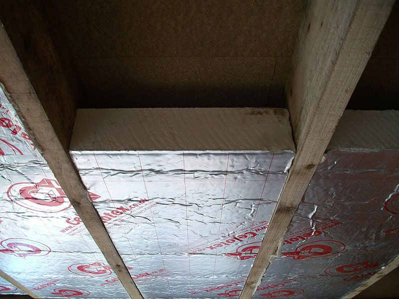 I Was So Tired Of Looking At My Unfinished Porch Ceiling With The Exposed Electrical Wires From The Alread Basement Ceiling Porch Ceiling Easy Basement Ceiling