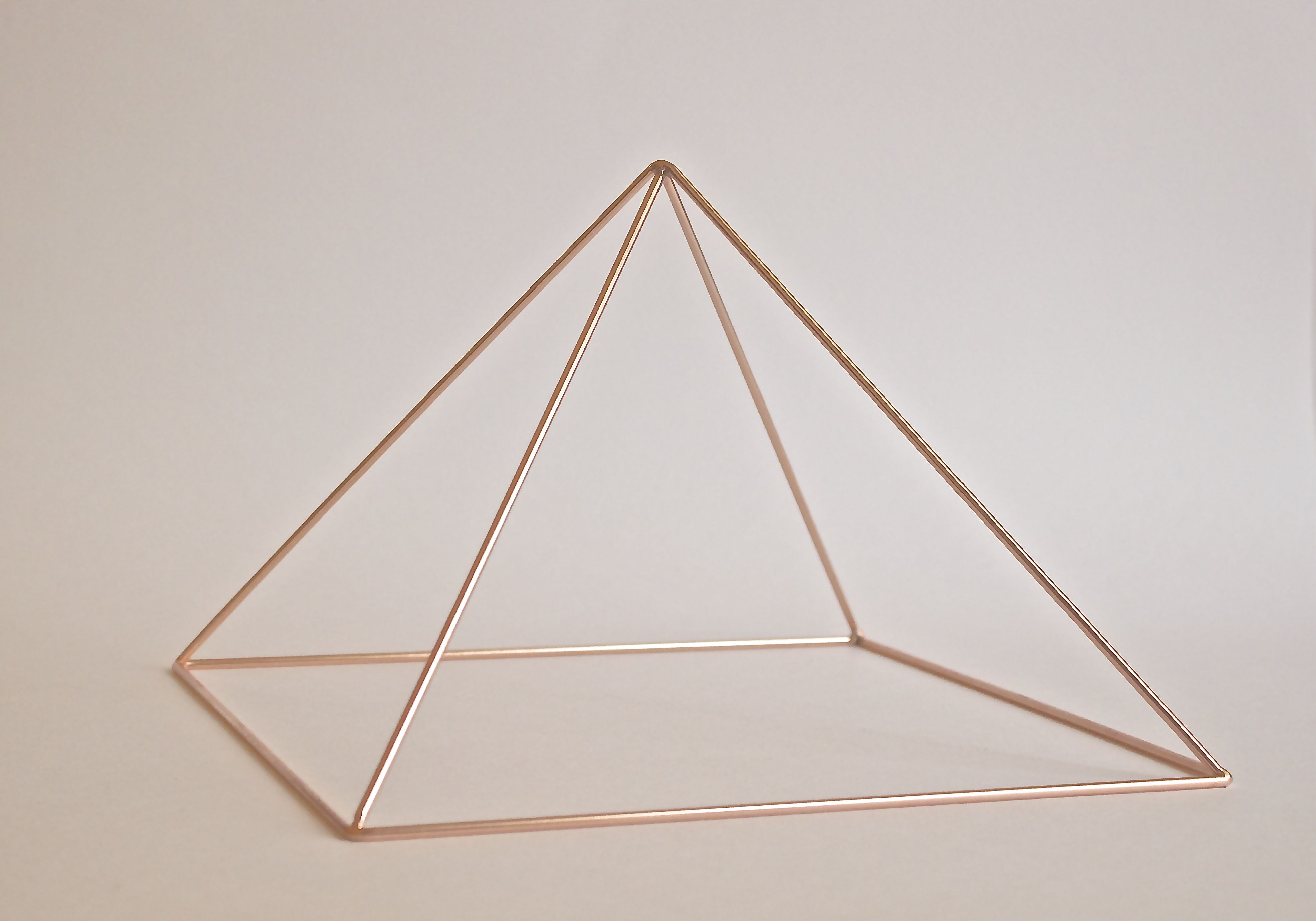 Pin by Healing Energy Tools on Copper Headgear Pyramids | Copper