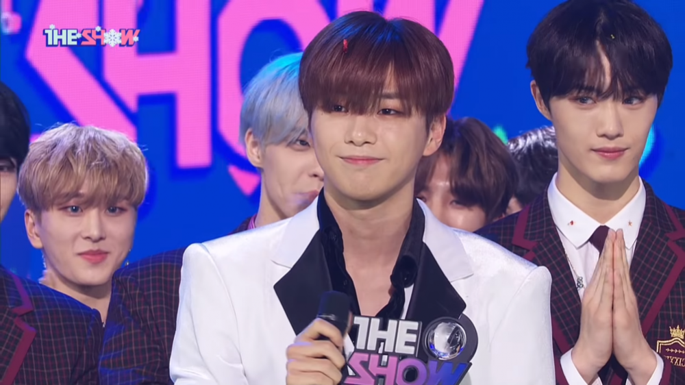 Dispatch Proves That There Was No Chart Manipulation Regarding Kang Daniel S Win On The Show Shinee Japanese Song Jonghyun