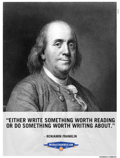 Content Marketing Can Be Traced As Far Back As 1732 Read This Great Quote By Founding Father Of United States Ben Funny Quotes Benjamin Franklin Fool Quotes