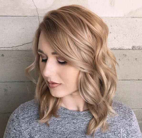 40 Trendy Rose Gold Hair Color Ideas - STYLE SKINNER