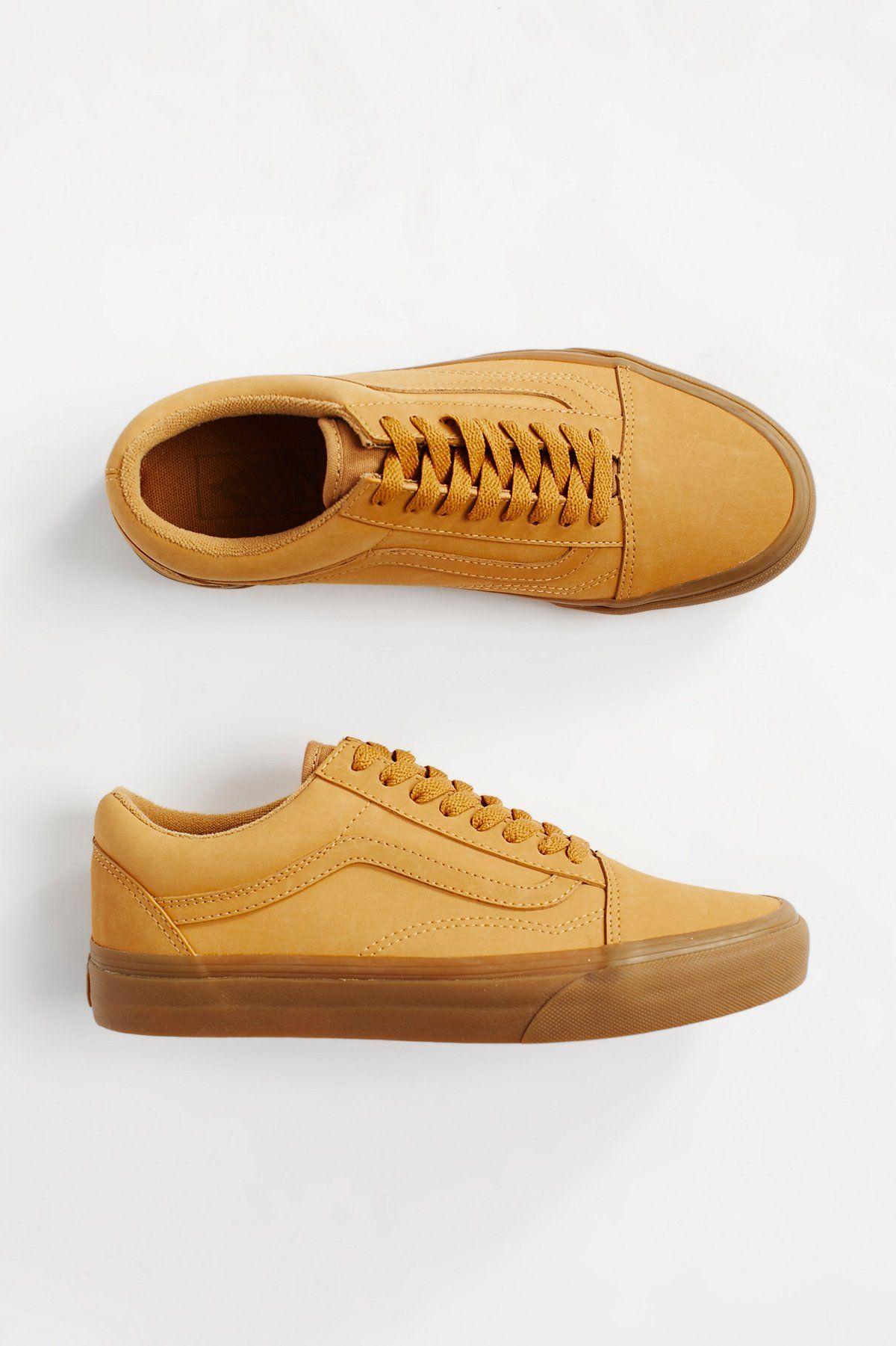 a5b5580cd4 Old Skool Vansbuck Sneaker