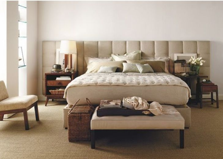 Print Of Broad Selections Of Wall Mounted Headboards In