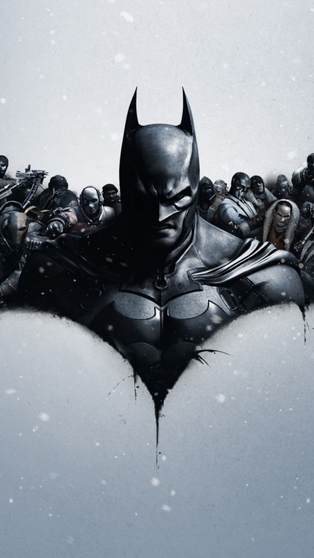 Batman Arkham Origins Iphone 5 Wallpaper Batman Arkham Origins Batman Batman Arkham