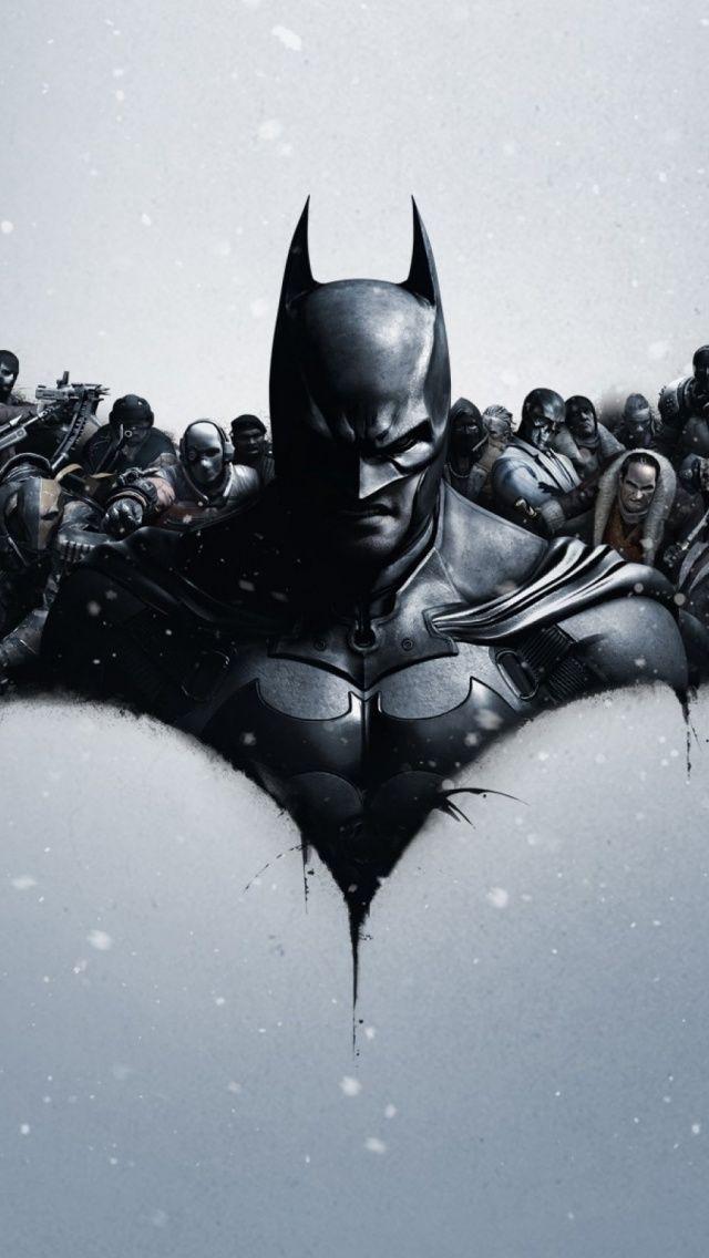 Batman Arkham Origins Iphone 5 Wallpaper Batman Arkham Origins Batman Batman Arkham
