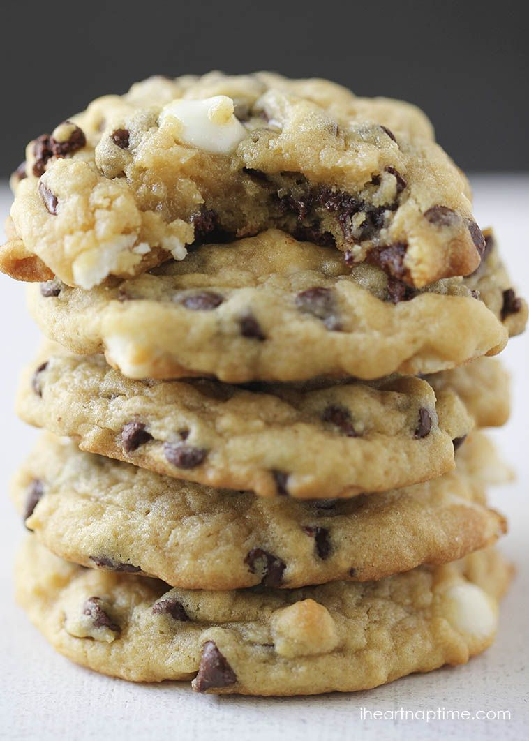 Chocolate Chip Cookie Recipe With Vanilla Pudding