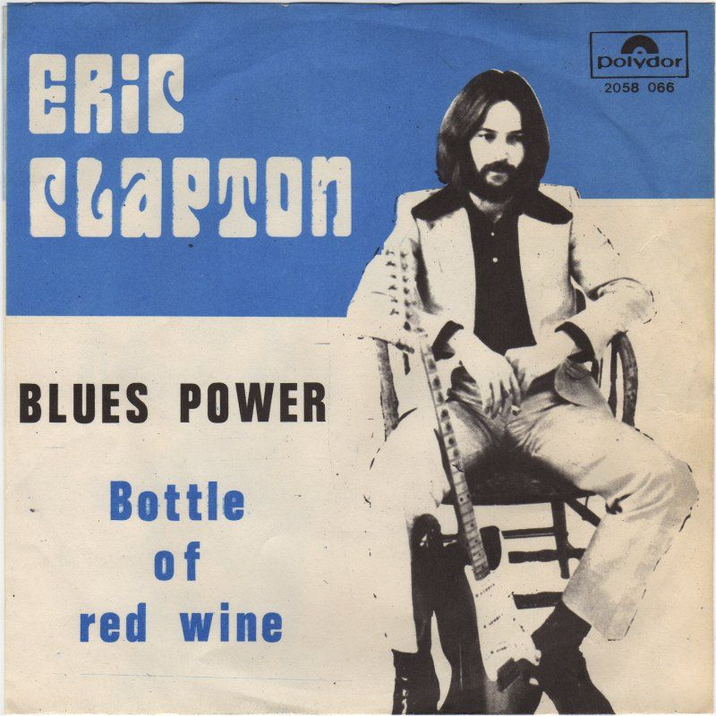 Blues Power Eric Clapton In 2019 Music Album Covers
