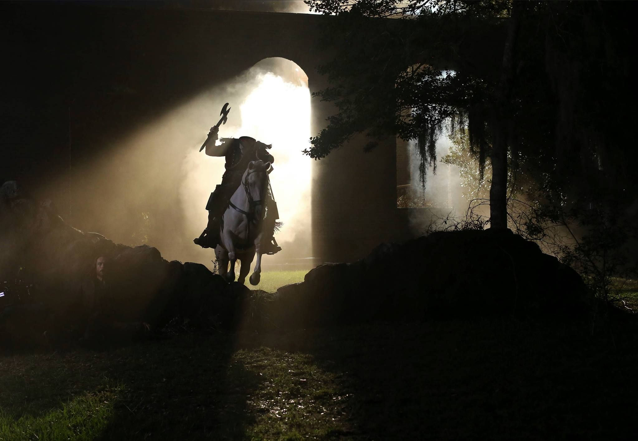 The Horseman rides again at 8pm, only on FOX.  Can we count on you to be in Sleepy Hollow tonight?