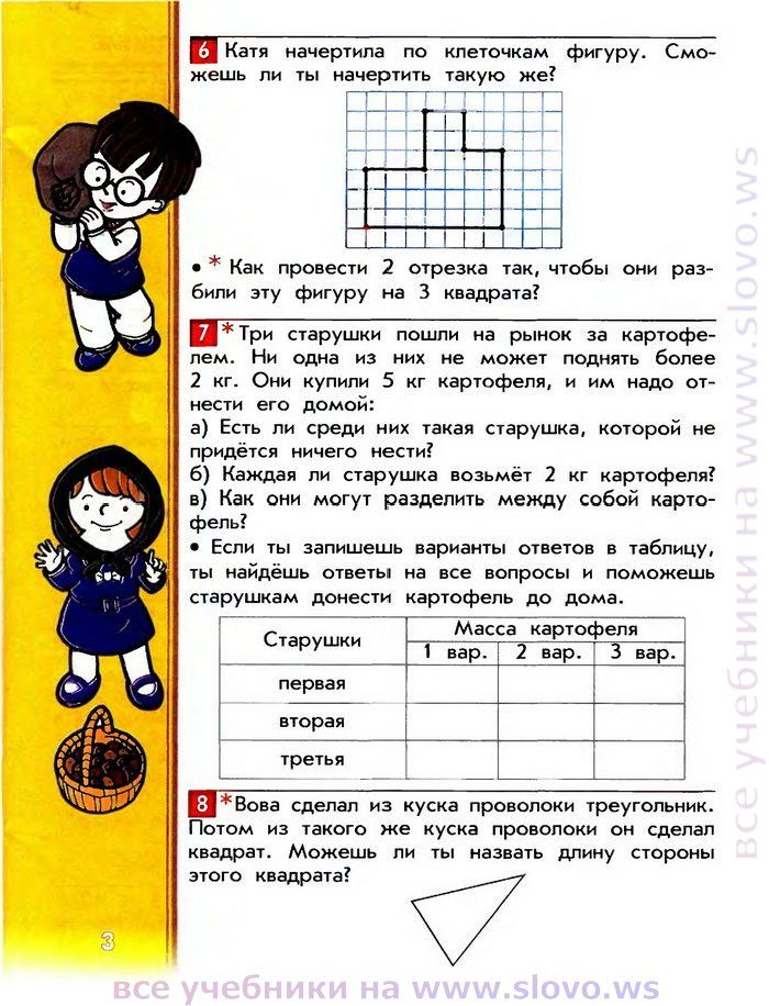 Www.slovo.ws готовые домашние задание 5 класс по математике