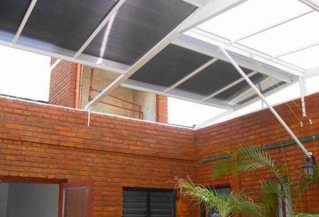 Techos corredizos ph pinterest techos corredizos for Techos patios exteriores