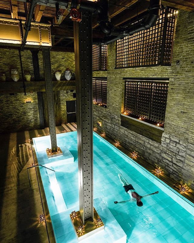 AIRE Ancient Baths Chicago Forever a favorite The