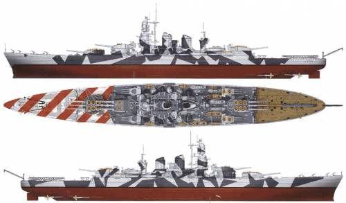 roma italian battlship class littorio warships diagram. Black Bedroom Furniture Sets. Home Design Ideas