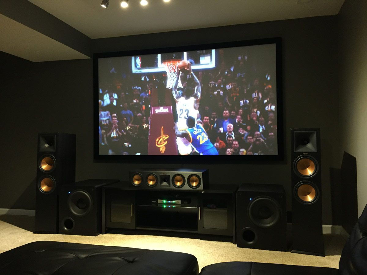 21 Basement Home Theater Design Ideas Awesome Picture Diy Wiring Tags Small Bar Designs