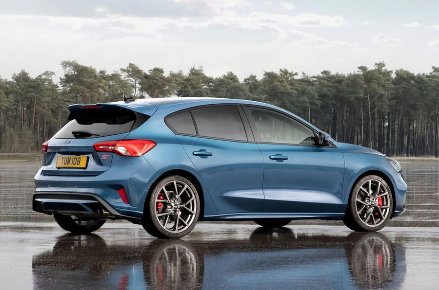 2019 Ford Focus St With Images Ford Focus St Ford Focus