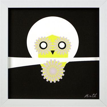 Owl from Binth.