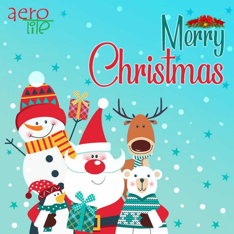 Aerolite A Lovely Thing About Christmas Is That It S Compulsory Like A Thunderstorm And We All Go Through It Buy Yoga Mat Mat Online Merry Christmas To All
