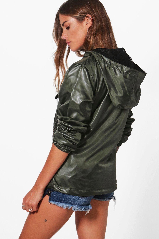 WomensginghamRaincoat Product ID1789523811