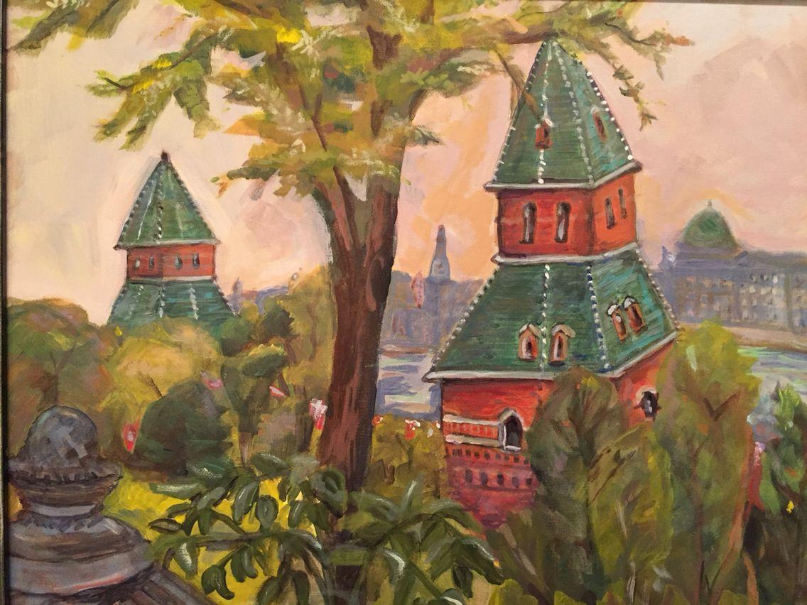 Inside the Kremlin- Cyndi Knight