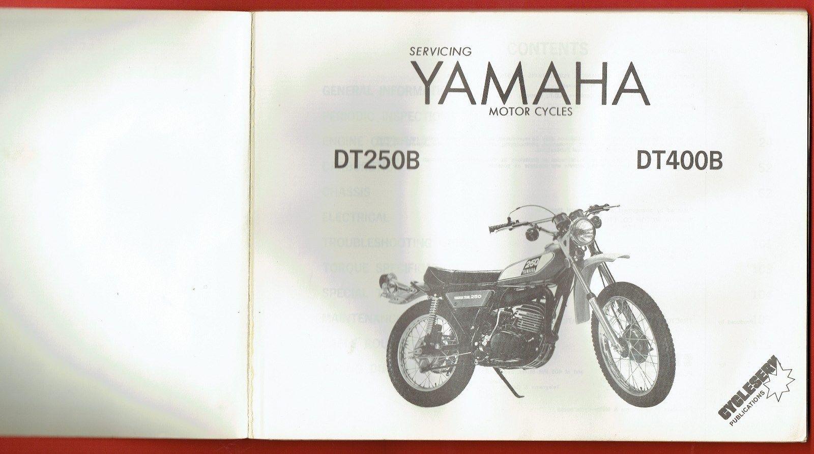 Yamaha Dt3 250 Wiring Diagram