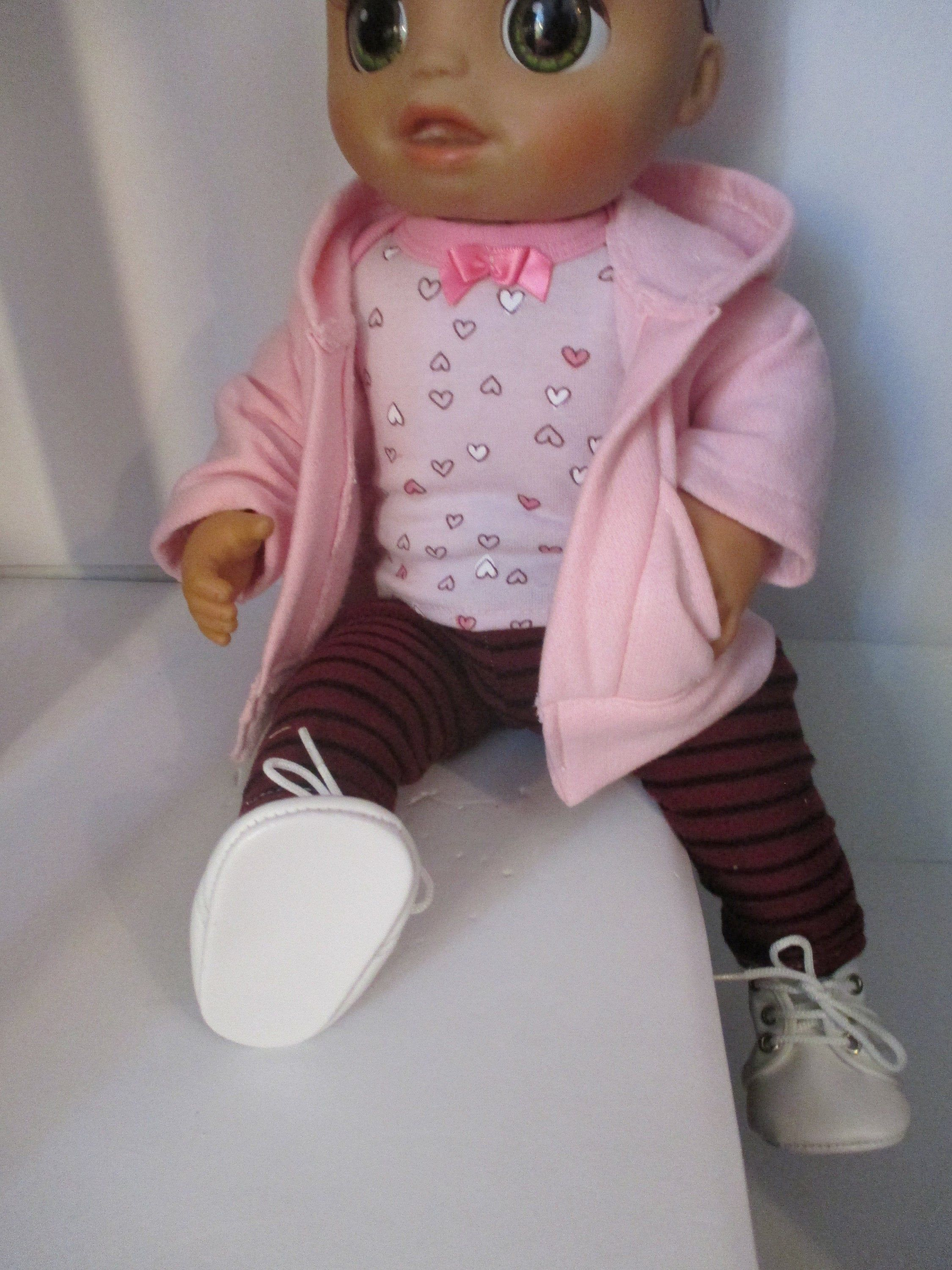Your Place To Buy And Sell All Things Handmade Baby Alive Doll Clothes Leggings Hoodie Baby Alive