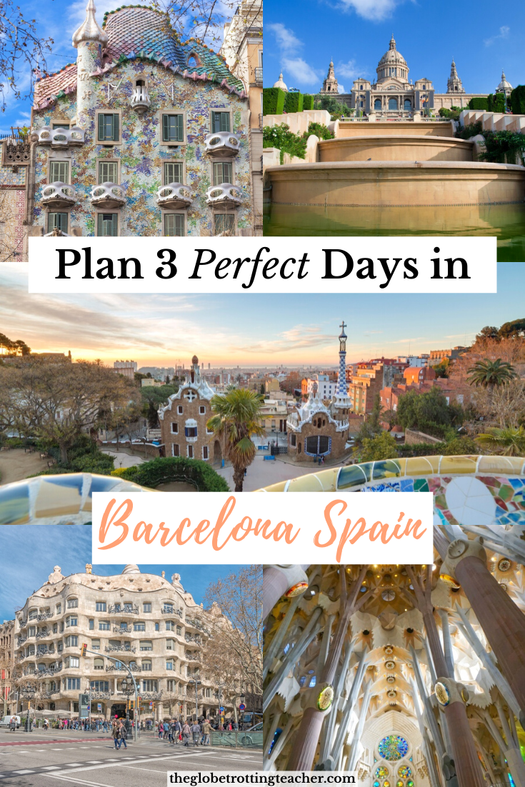 what to do in barcelona in 4 days