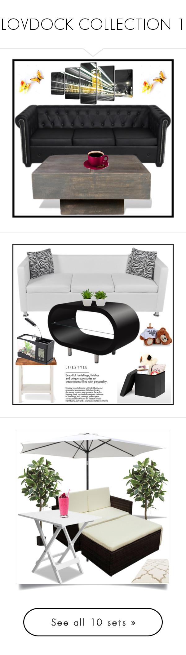 """LOVDOCK COLLECTION 1"" by merisa-imsirovic ❤ liked on Polyvore featuring interior, interiors, interior design, home, home decor, interior decorating, Moschino, Luigi Bormioli, Schott Zwiesel and Improvements"