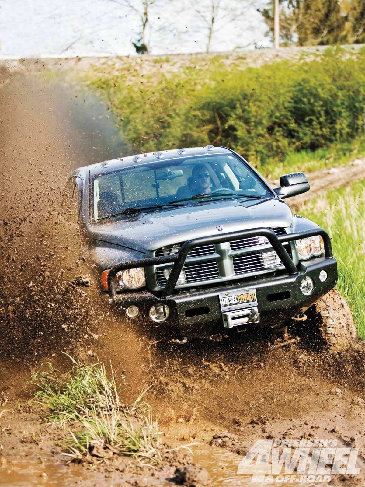 dodge ram lifted mudding - Dodge Ram 1500 Lifted Mudding