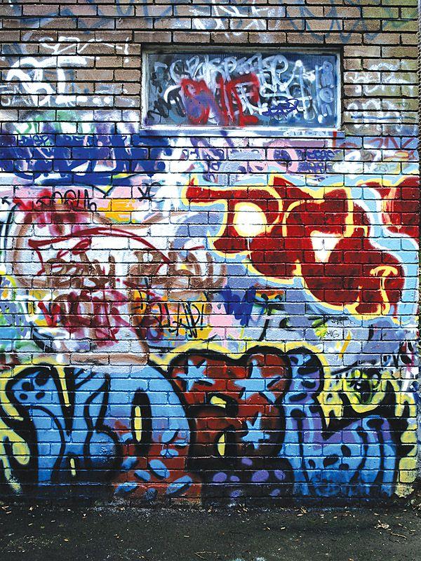 Sports BEIGE SKATEBOARD GRAFFITI Wallpaper Mural Border eBay | How ...