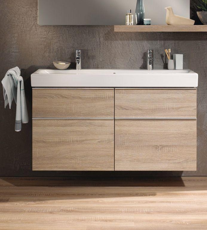 icon waschtischunterschrank 120 cm platin hochglanz bad. Black Bedroom Furniture Sets. Home Design Ideas