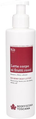 Latte Corpo ai Frutti Rossi, 150 ml | Ecco Verde