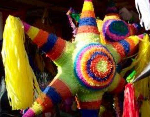 #posadas piñata