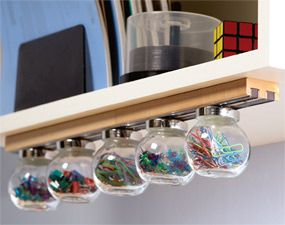 Magnetic Office Supplies Holder Organize Your Small In This Great Looking