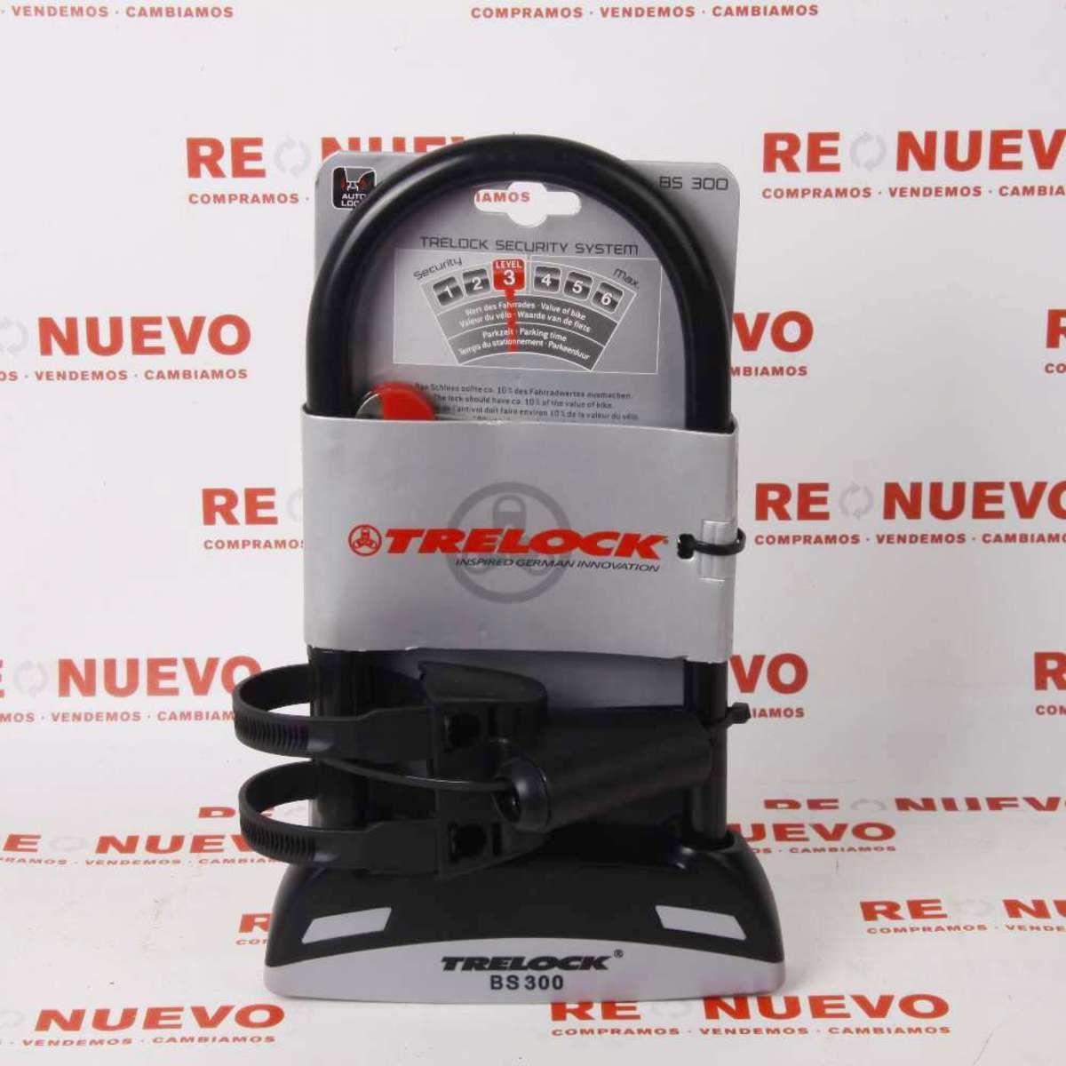 Candado Trelock Bs300 Nuevo E268819 De Segunda Mano Tienda De