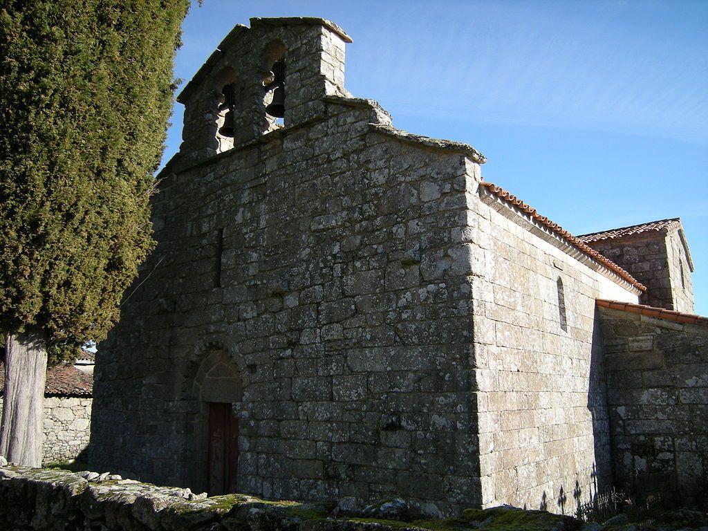 Lugo Igrexa de San Fiz de Cangas, Pantón