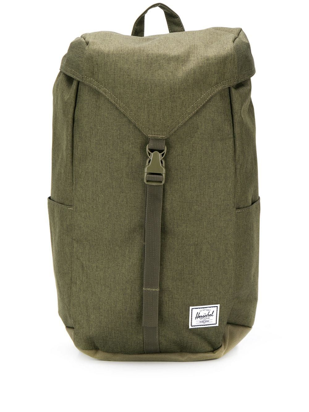 One Size Herschel Thompson Backpack Faded Indigo Denim