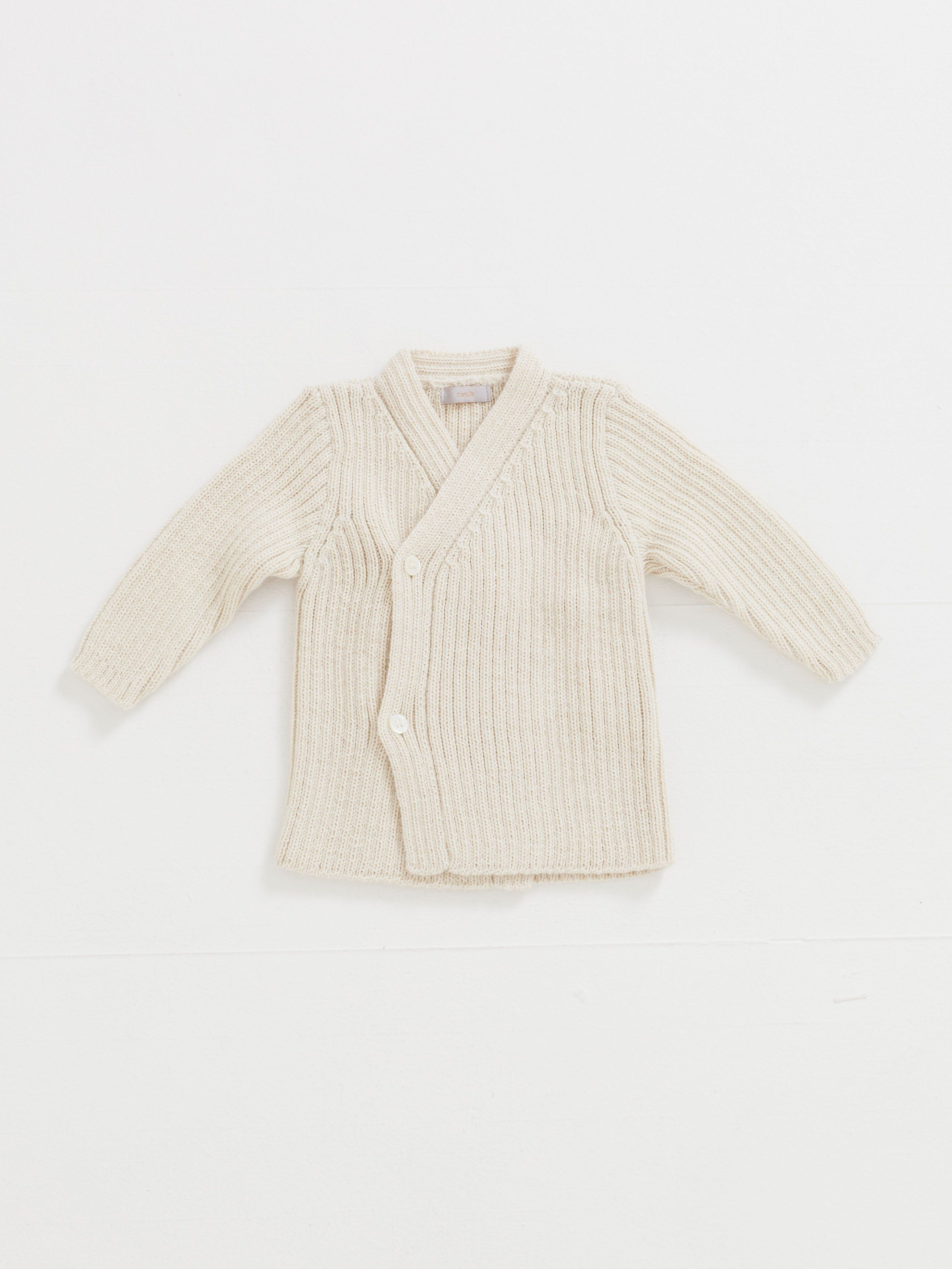 6e9bbb3f6921 Ivory Kimono Cardigan