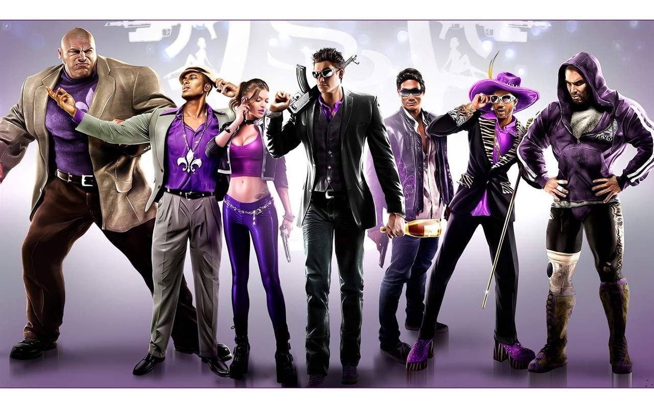 Saints Row 3 Family Brief Xbox One Saints Row