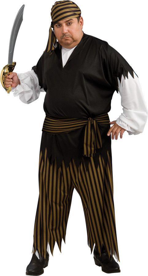 men's costume: buccaneer (ru)