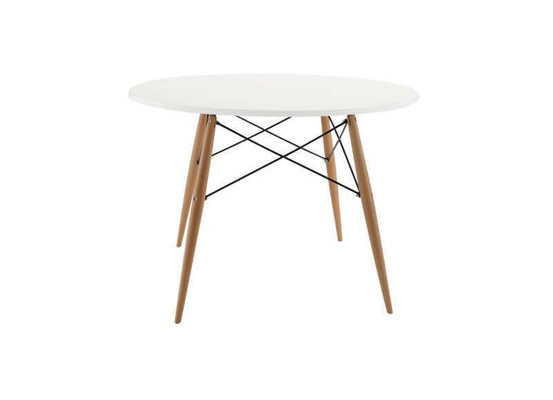 table ronde scandinave | scandinavian style, tables and salons