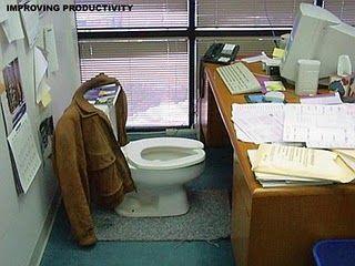 20 Hilarious Office Pranks