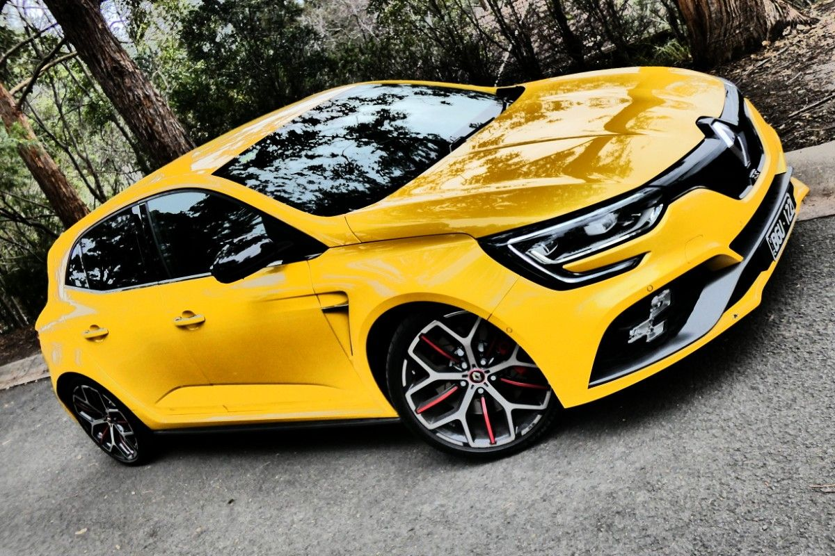 Renault Megane RS Trick, slick and quick in 2020