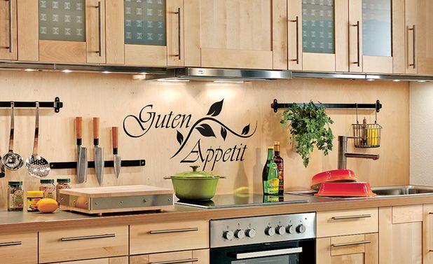 Küchenrückwand aus Holz - küchenspiegel aus holz